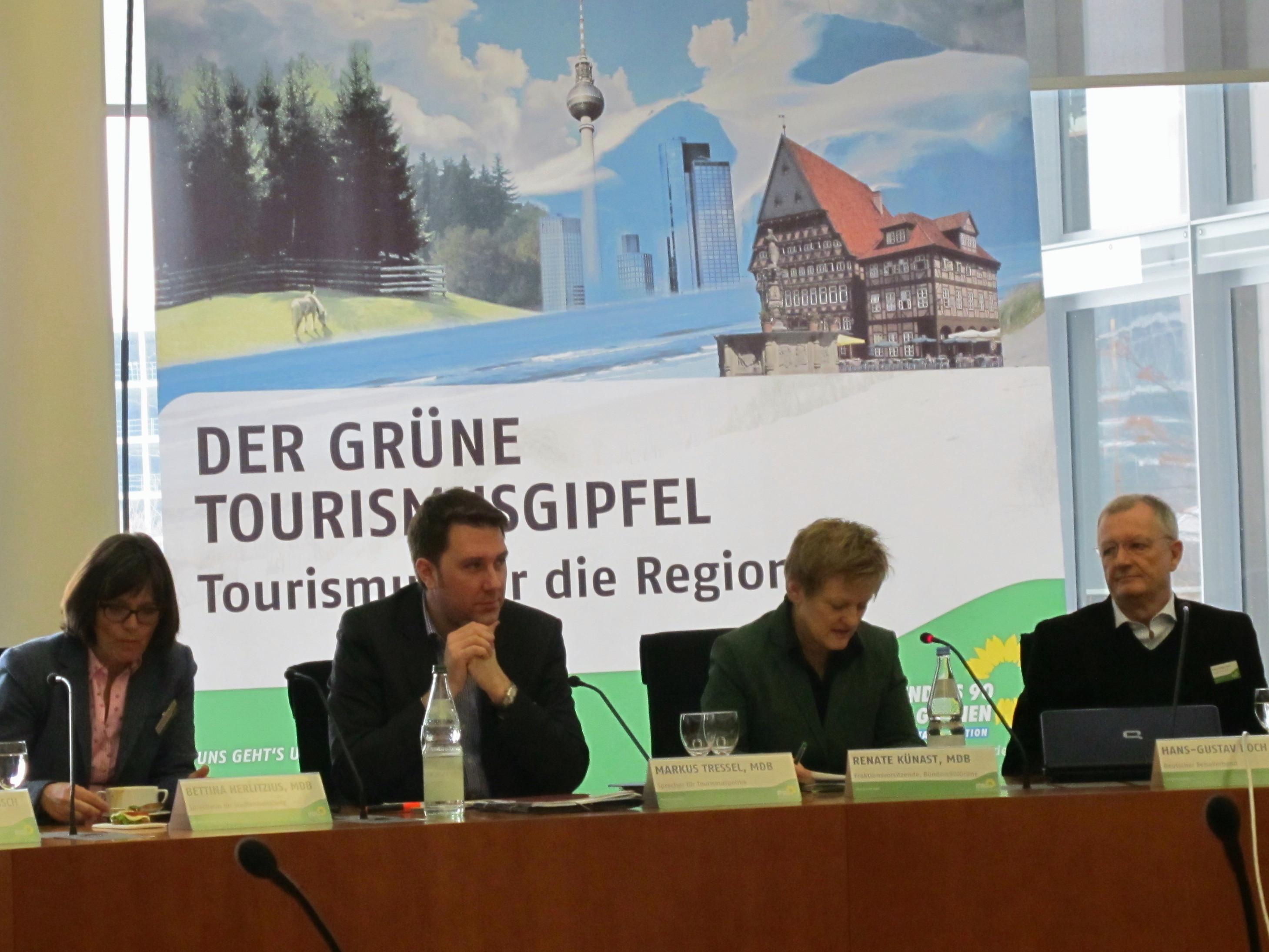2. Grüner Tourismusgipfel