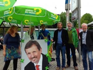 Bürgermeisterwahlkampf